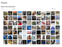 Flickr Gallery in React